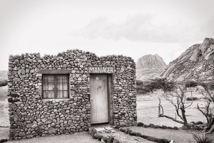 Office Office Building Headoffice Dessert Nature Beauty In Nature Hello World Aroundtheworld Workhardplayhard WORKHARD Blackandwhite Black And White Wildwest Outofnowhere Architecture Architecture_bw Building Old Buildings