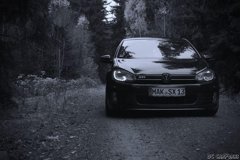 Freshness GTI German Golf Nature VW Car Close-up Day Forest German Cars Nature No People Outdoors Technology Transportation Tree Tuning Tuning Cars Volkswagen Vw Golf