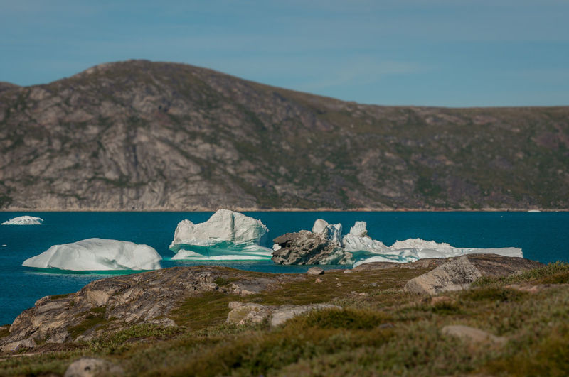Beauty In Nature Greenland Ice Iceberg Landscape Nature No People Outdoors Water