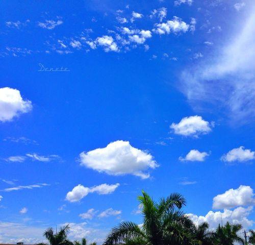 Taken With Iphone 5 Sky Lovers Skyart Sunshine ☀