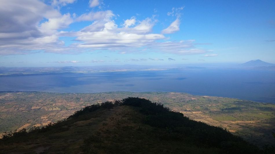 Nicaragua, Ometepe Island, Volcano Concepcion (2016) Nicaragua Cloud - Sky Outdoors Nature Beauty In Nature No People Sky Ometepe Island Volcanoes View From The Top Traveling EyeEm Nature Lover Tranquility Island Horizon Over Water Lake Nicaragua Water Mountain View Scenics Mountain Peak Lifestyle EyeEmBestPics EyeEm Best Shots Hiking Trail Hiking