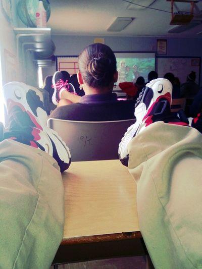 #KOTD In Class