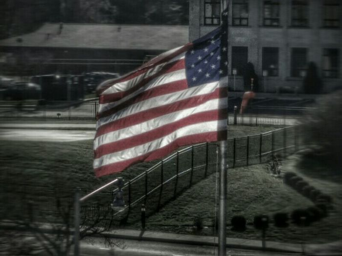 💙'Merica, isnt she gorgeous...... FreedomIsNeverFree USA Feeling Blessed Streamzoofamily Snapseed HDR Indiana Androidography