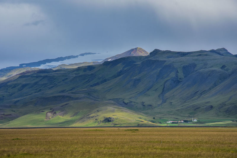 ICELAND on the road Landscape Environment Scenics - Nature Mountain Beauty In Nature Tranquil Scene Land Tranquility Sky Non-urban Scene Day Nature No People Field Cloud - Sky Idyllic Grass Mountain Range Plant Physical Geography Outdoors Snowcapped Mountain Mountain Peak Iceland Mood