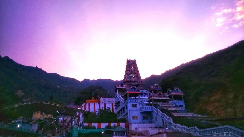 Temple Architecture Maruthamalai Murugantemple First Eyeem Photo
