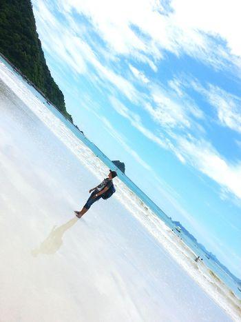 Beautiful Lombok Beach
