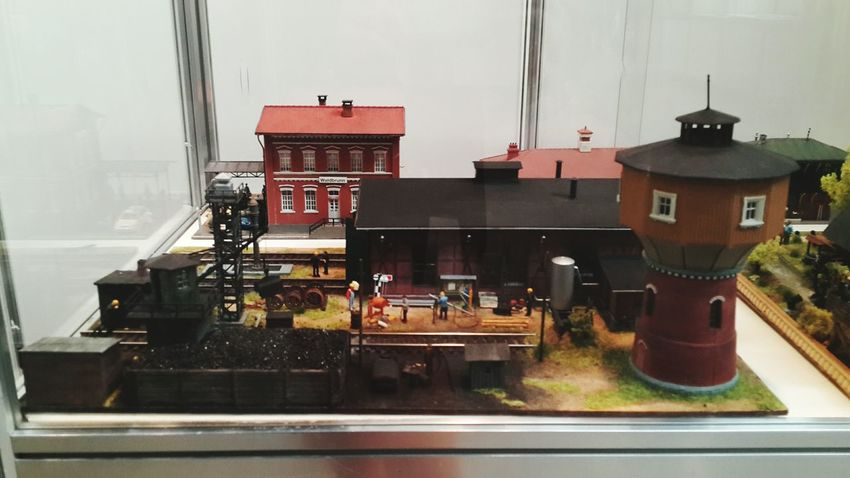 Минигород выставка Minicity