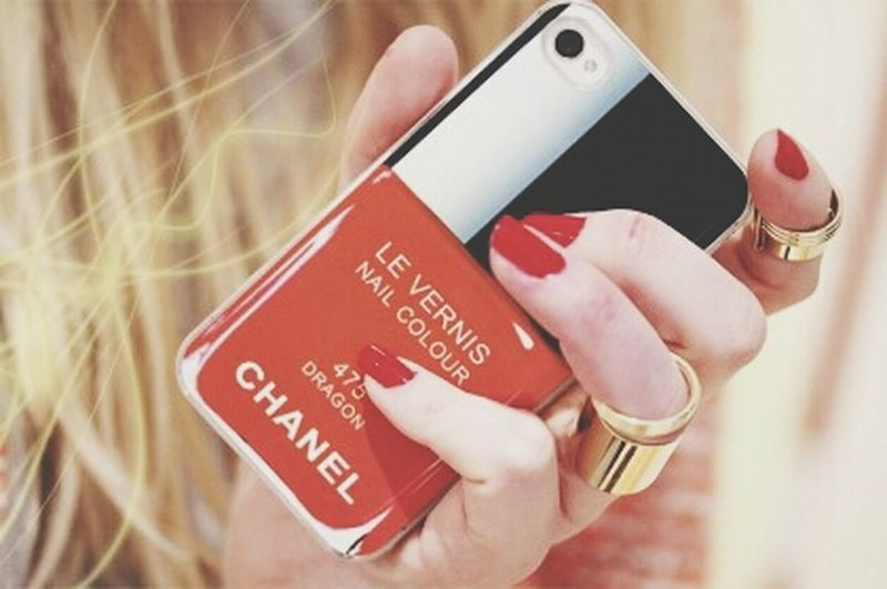 #iphone Case #chanel Nail Colour
