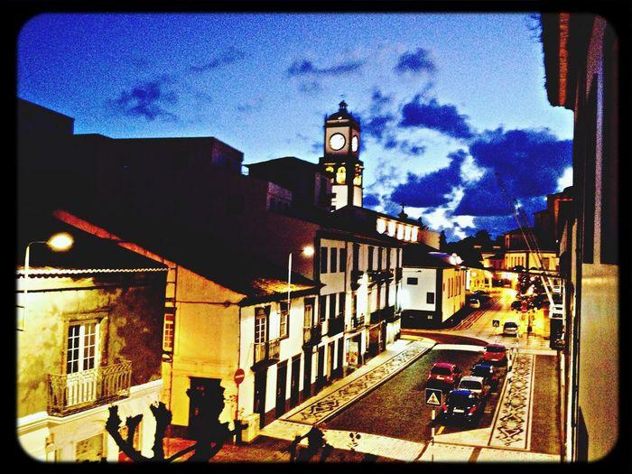 Ponta Delgada full of grace Hello World