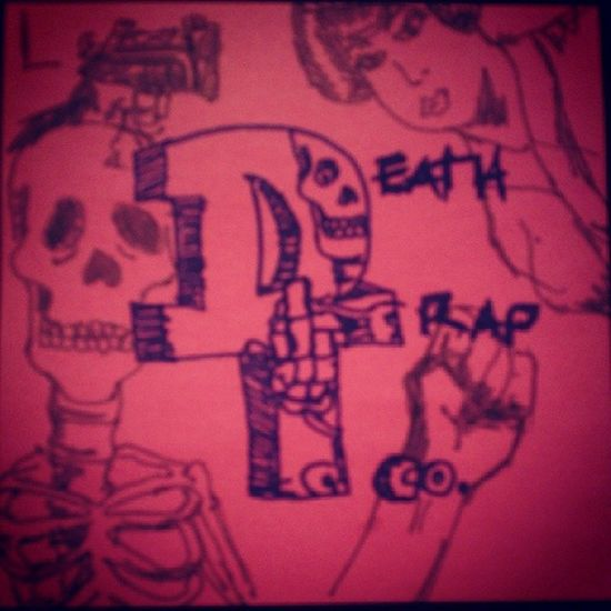 DeathTrap co. My new project I'm about to start up. Deathtrap Like Dt Art artruleseverythingaroundme