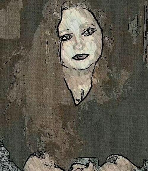 Angel Effects EyeEmNewHere Eyeemnew EyeEmNewInHere Portrait You Dont Even Kno The Half Of It ❤ Hiding The Pain  Arthritis Ptsd Bipolar Fibromyalgia Depression Chronic Pain Mental Illness Angeleyes Enhanced Photograph EyeEmNewHere