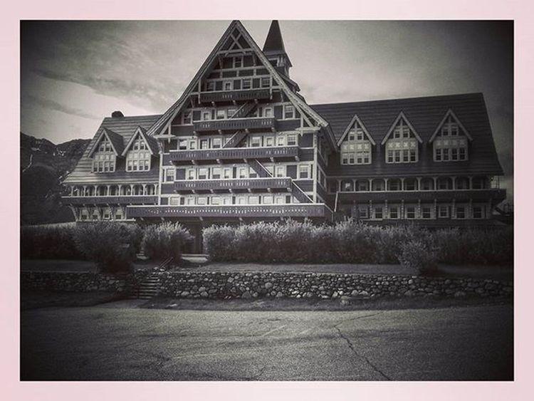 Wales Hotel Waterton Hotels Outdoorphotography Dslrphotography Nikon Nikond3200 Albertacanada Photoofthedays Rockymountains Landscape I4i Monochrome Travelphotography Travel Nationalgeographic TBT  Instagood Instapic Instagram