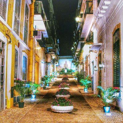議事亭前地  澳門 SenadoSquare Macau