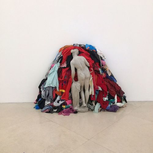 venere degli stracci Art Pistoletto Madre Museum Venus Of The Rags EyeEm Selects No People Day Multi Colored first eyeem photo