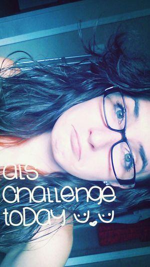 ALS Ice Bucket Challenge Big Lips , Beautiful Eyes Stunning ;* ♥