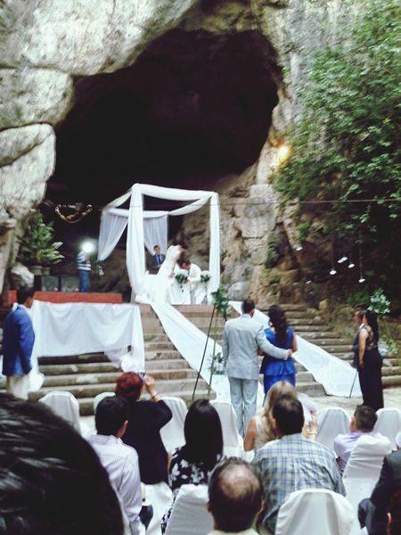 Wedding Day Nature Cueva Boda