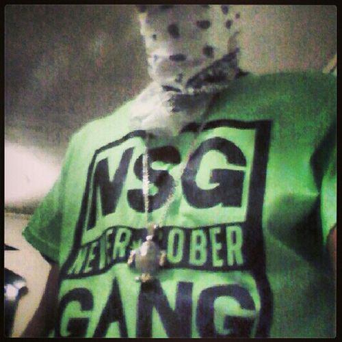 NEVER SOBER GANG