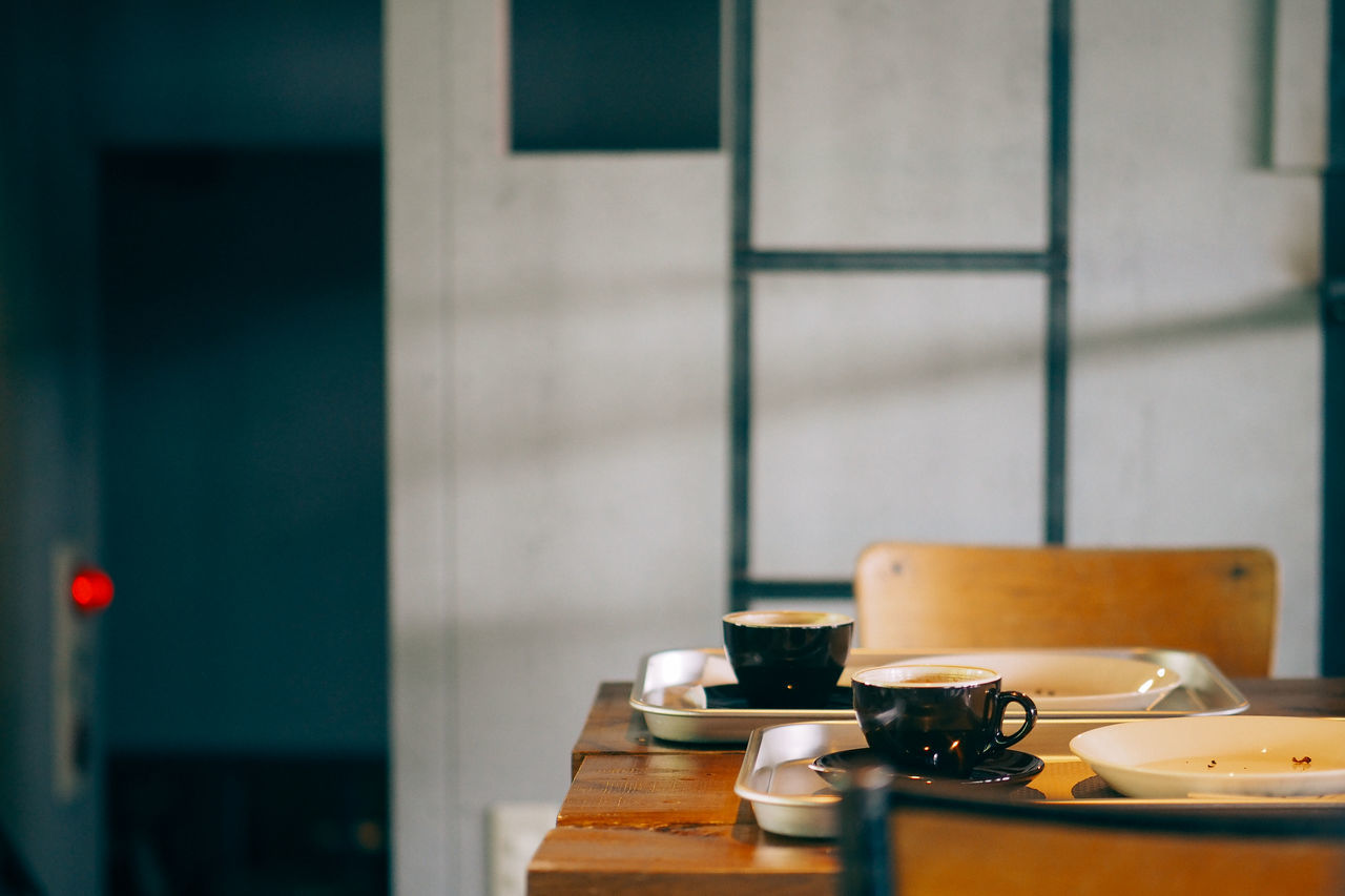 Coffee, Coffee Cup, Day, Dining Room, Dining Table