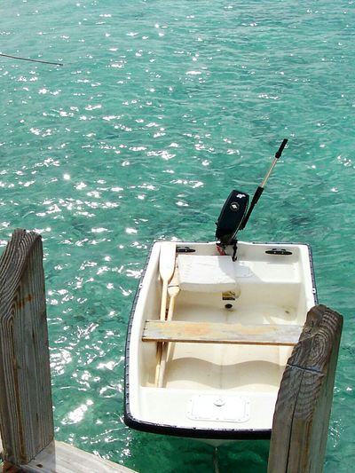 living on the hook Holiday POV Tropical Paradise Bahamas Tropical Island Boatlife Carribean Boat Life Boating Boat Boats Skiffs Skiff Outdoors High Angle View Nautical Vessel Mode Of Transport No People Transportation Water Sea