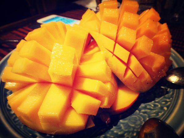 Yummy Food Porn Fruits Mango