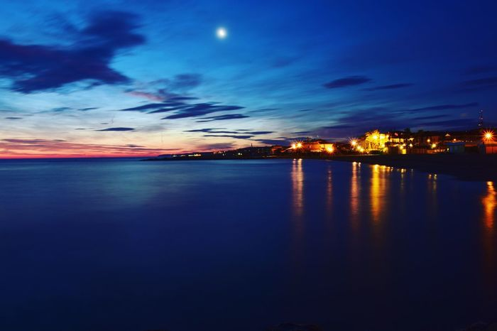 Sunrise Sea And Sky Sea Seascape Sunrise Sunrise_Collection Silhouette Landscape Landscape_Collection Landscape_photography