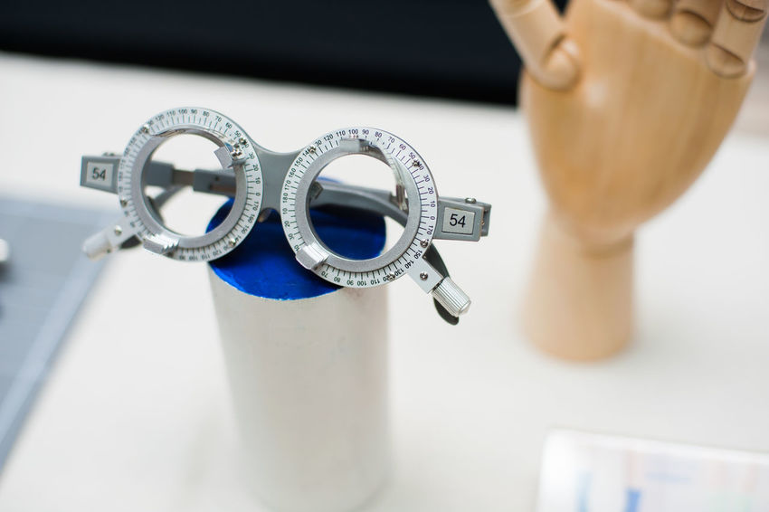 Accuracy Blue Close-up Eyewear Focus On Foreground No People Part Of Selective Focus Specticals Still Life White The OO Mission