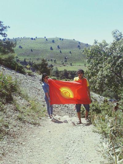 I love you Kyrgyzstan