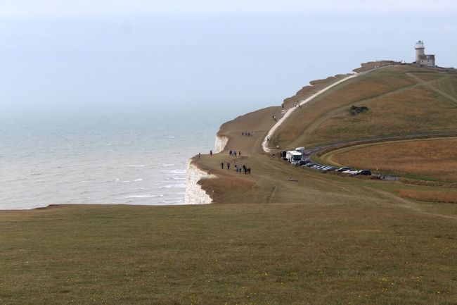 Gateaway. Eastbourne Beachy Head Landscape Sky Sea Seascape Cliffs Nature Nature Photography Cityescape United Kingdom Sussex Countryside English Countryside Myyearmyview