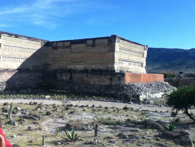This is Mitla Sinfiltro Oaxaca México  Lugardelosmuertos