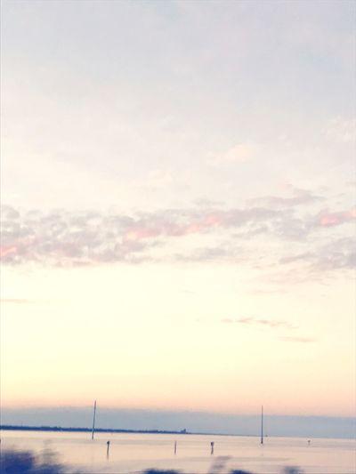 Sky No People