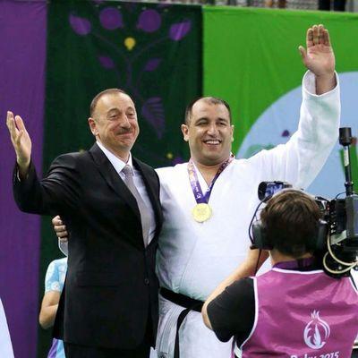 Azerbaijan President Aliyev Baku 2015 European Games Baku♡♥ Nasimi Sport Olimpic Games  Olimpiyat  Олимпиада