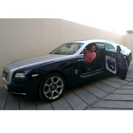 En mode Rollsroyce Rr Wraith Firstinmorocco luxury
