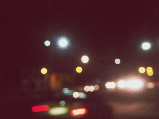 Streetlights Moonlight Nightphotography Night