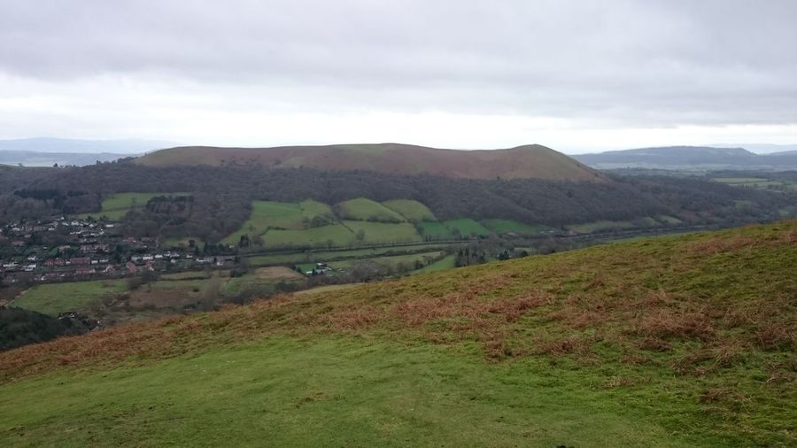 Beautiful walk up the hills by me stuey