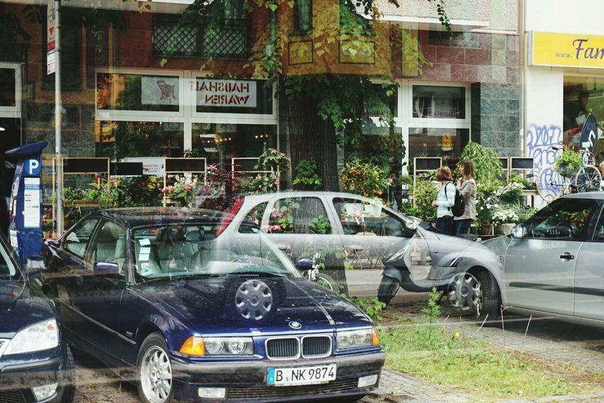 Unfall Auto Berlin