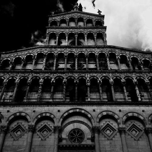 Church Black And White Travel Photography Taking Photos Tuscany Iphone6camera Iphone6