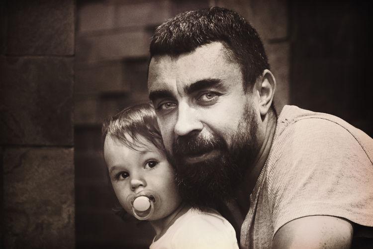 Parent Portrait