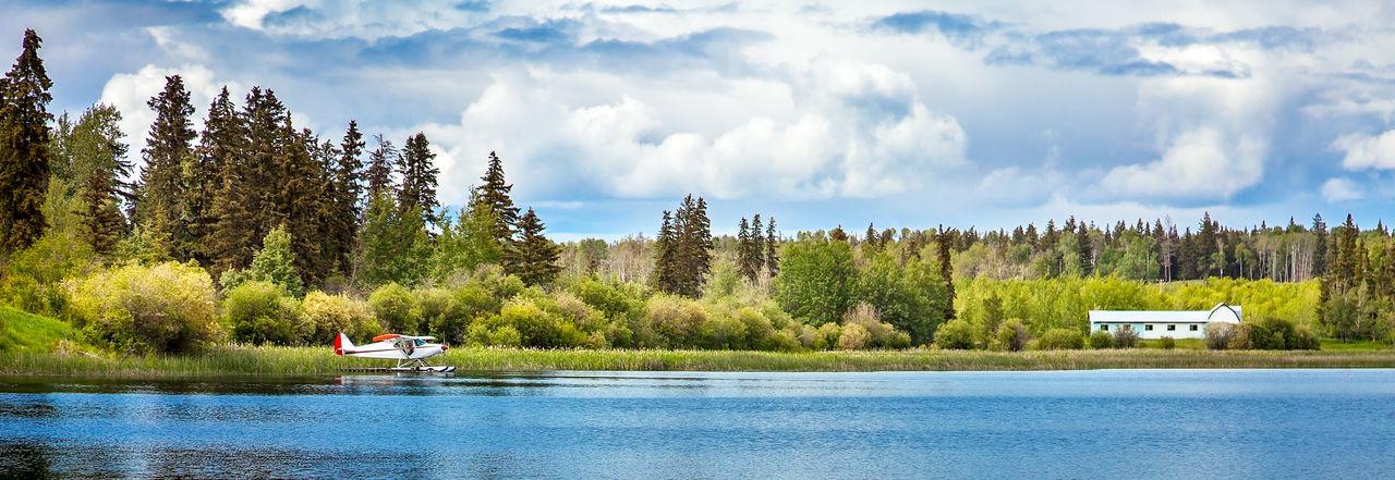 Dugan Lake at