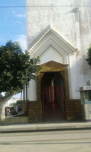Door Door Of Church Sunnyday☀️ No People Day