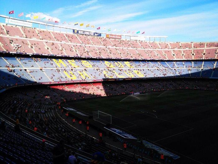 Barça ⚽️⚽️