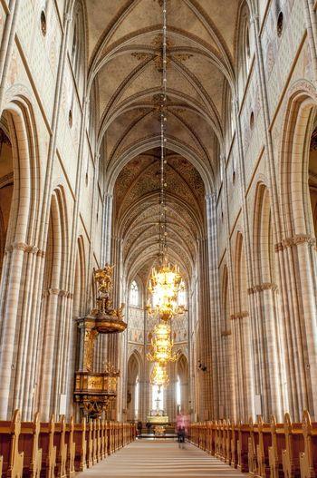 Uppsala Domkyrka Uppsala Sweden Nikon D90 Nikon Nikonphotography 2015  North Europe Cathedral