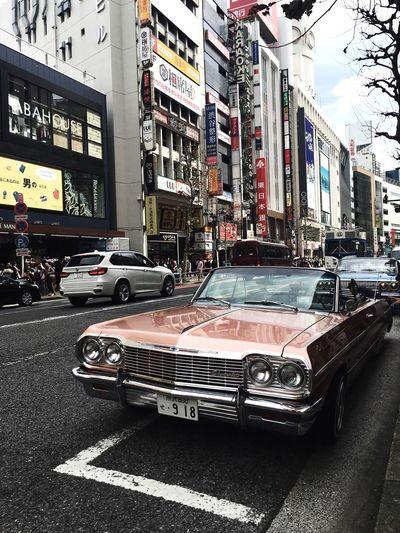 Shibuya ☁️