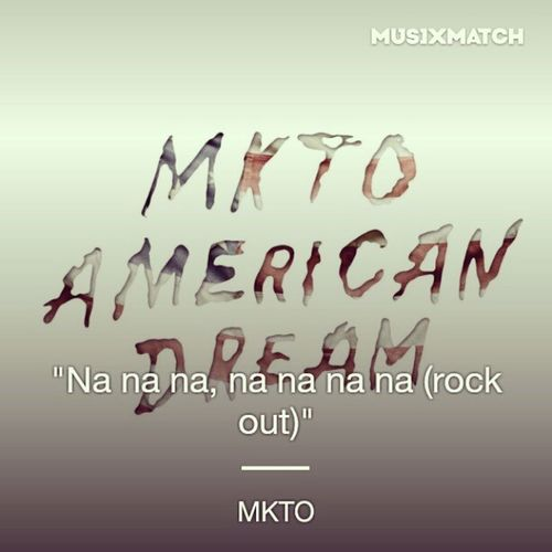This ain't the same summer song that you used to know...?? AmericanSong MKTO Music