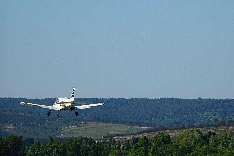 Flying Piste Avions Aviation Aerodrome Atterrissage Airplane Altitude Vol