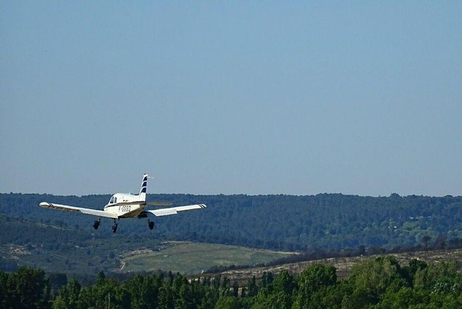 Flying Piste Avions Aviation Aerodrome Atterrissage Airplane Altitude Vol