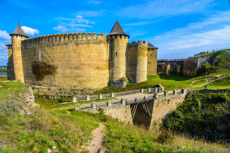 Dniester Fortress Fortress Europe Fortress In Europe Fortress View Khotyn Tourism Tourist Tourist Attraction  Tourist Destination Travel Travel Destinations Traveling Travelling Ukraine Ukraine 💙💛