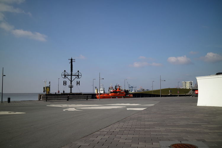 Bremerhaven Germany Willy-Brandt-Platz