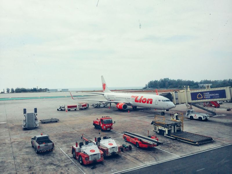 Phuket Phuket,Thailand Thailand Thailand_allshots Airport Airplane AirPlane ✈ Phuket Airport