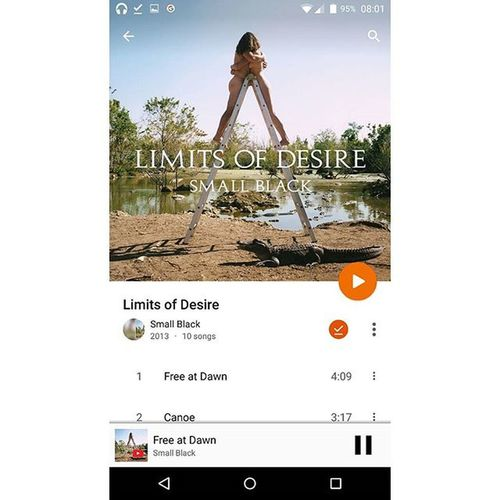Free at dawn Small Black Limits of desire Googlemusic Smallblack Freeatdawn Limitsofdesire WhatImListeningTo Music Indie