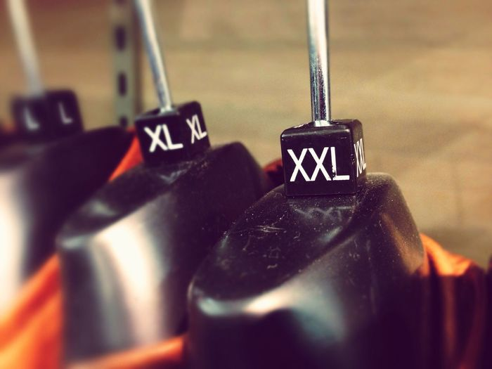 Xxl Clothes Hangers Bigsize